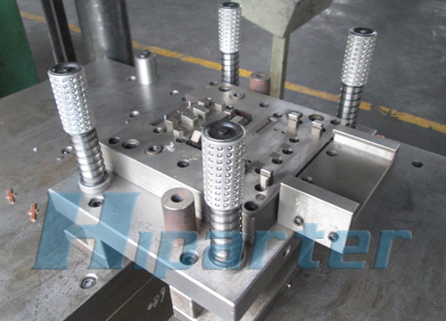 china copper part progression die
