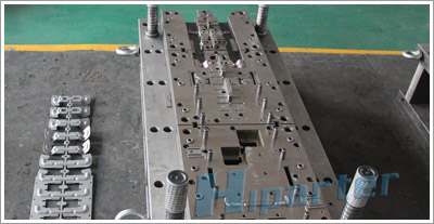 China multistage progressive die