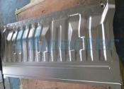 ISUZU Central Panel Casting Plates Tooling