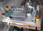 Auto Plate Tiebar RH Tooling