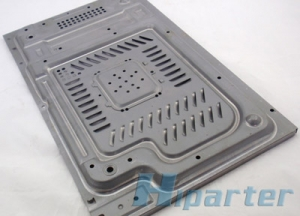 China Microwave Oven Stamping Die