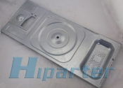 Microwave Stove Cover Part